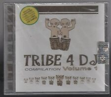 TRIBE 4 for DJ COMPILATION VOL. 1 - CD F.C. NUOVO!!!