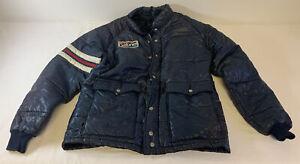 vintage GABRIEL racing jacket/coat ~ size XL? XXL?
