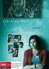 LOVE my WAY (Claudia KARVAN Asher KEDDIE) Aussie TV Series 3 (3 DVD SET) Reg 4