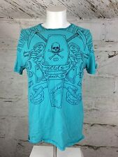 Men's Levi's Graphic Tee In Classic Style Mod Punk Size M (1578)