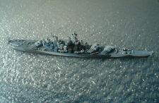 Camouflaged Battleship USS MISSOURI by Neptun TS 1:1250 Waterline Ship Model