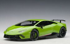 AUTOart 79154 - 1/18 Lamborghini Huracan Performante 2017 - Pearl Green - Neu