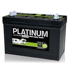 12V 110AH Platinum SD6110L Deep Cycle Leisure Plus Battery Replace Numax XV31MF