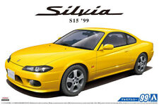 1999 Nissan Silvia S15 Spec-R 200SX 1:24 Model Kit Bausatz Aoshima 056790