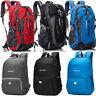 40L Hiking Backpack Waterproof Large Travel Camping Sports Shoulder Bag Rucksack