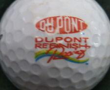 (1) Dupont Refinish Racing Nascar Logo Golf Ball