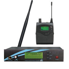 UHF Wireless in ear Monitor System Headphones Monitoring for Stage Performance