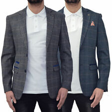 Two Button Polyester Formal Jackets for Men