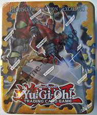YuGiOh - HEROISCHER CHAMPION - EXCALIBUR - Deutsch - OVP - NEU -->Folienriss