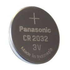 CR2032 3V Lithium Coin Cell Battery 2032 Panasonic Quality Batteries New