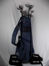 Lot of 14 Mizuno Golf Bag Adams Palmer Statesman Senior RH