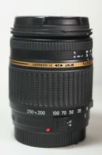 Tamron AF 18-250mm for Canon Digital 1300D 1200D 750D 700D 650D 600D 550D 500D