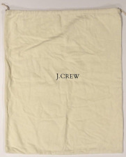 J.Crew - Laundry Cotton Travel / Garment Bag with Drawstring