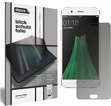 Oppo R11 Plus Blickschutzfolie matt Schutzfolie Folie Display Schutz dipos