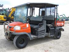 2014 Kubota Rtv1140Cpxh 4Wd Side By Side Cart Diesel 4X4 Atv Utv bidadoo