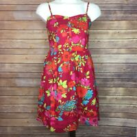 Aeropostale Floral Summer Dress Women's Size Medium