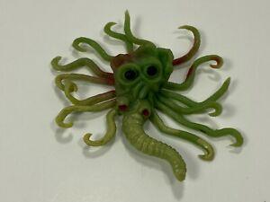 """Vintage 1967 Topps oily rubber Monster Uglies Jiggler """"John"""" Brain Bleed"""