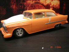 AMT 1/25 55 Chevy Sedan Resin Cast Pro Street Chassis