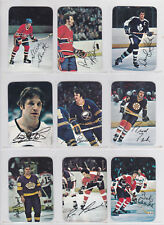 1977/ '78 Topps Glossy Complete Your Set - Pick / Choose 2 Cards - Many Stars