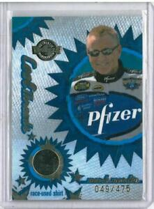 2005 Wheels American Thunder Cool Threads #CT6 Mark Martin   049/475