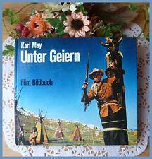 UNTER GEIERN - Karl May -  Filmbildband von 1965