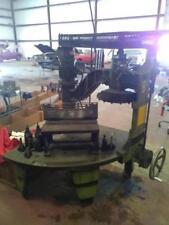 Storm Vulcan 85B Head & Block Resurface Milling Machine Rottler Winona Roll Over