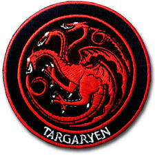 Game of Thrones Dark Horse House Of Targaryen Khaleesi Dragon Patch Iron on