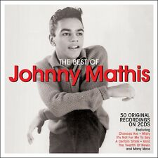 Johnny Mathis BEST OF 50 Original Recordings ESSENTIAL COLLECTION New 2 CD