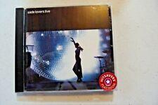 Lovers Live by Sade (CD, Feb-2002, Sony Music Distribution (USA))