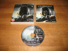 PS3 game - Dishonored (complete PAL)