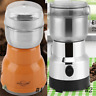 220V Electric Coffee Machine Mill Bean Spices milling Burr Automatic Steel