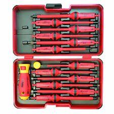 Felo 53439 E Smart 14pc Sq 2 Set Slphsqtx Tip Insulated 2 Handles Case
