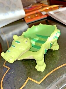 Alligator Soap Dish Tray Green Bobbing Head Jenny & Jeff Designs