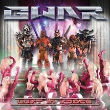 GWAR Lust In Space CD NEW SEALED 2009 Metal