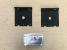 Set of 2 VESA Adapter Plates for DELL MDS14 Dual Monitor Stand dp/n 0HXDW0