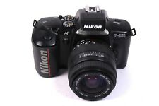 Nikon F-401x Spiegelreflexkamera analoge SLR mit Sigma UC Zoom 3.5-4.5/28-70mm