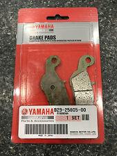 GENUINE YAMAHA FRONT BRAKE PADS B29-25805-00 YZ WR 450 250 2016 2017