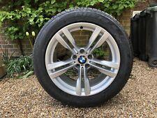 "1x Genuine BMW F15 X5 M-Sport 19"" Rear Alloy Wheel Rim 10Jx19 (7846787)"