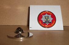 Shropshire FIRE e Rescue Service bavero pin badge
