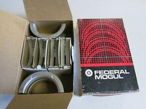Nos Federal Mogul Engine Main Bearing set fit Checker Studebaker (994MSTD)