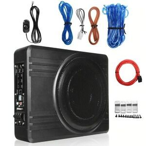 600W 10 Inch Car Amplifier Subwoofer
