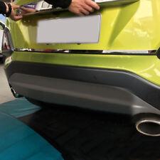 Car Rear Door Tail Gate Molding Trim Cover For Hyundai Kona 2017 2018 ABS Chrome