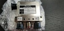 Narda 8023-A23-D2D-1B0 RF Coaxial Switch - Free Priority Mail Shipping !