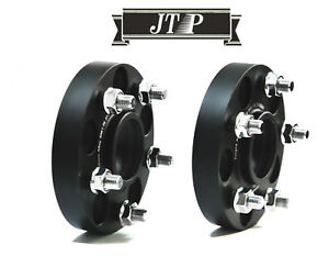 2pcs 20mm 5Lugs Wheel Spacers 5x108 for Jaguar,XK,XF,XKR,XJ,F Type,S Type,X Type