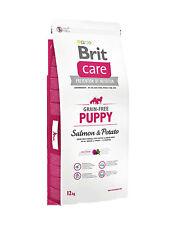 3 kg Brit Care Puppy Salmon & Potato - Hundefutter getreidefrei & hypoallergen