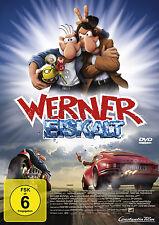 DVD * WERNER - EISKALT # NEU OVP +