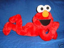 Elmo Laying Down Plush Fisher Price Sesame Street 23""