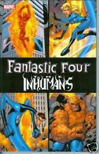 Fantastic Four and Inhumans Tpb (Marvel Comics)