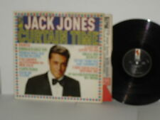 JACK JONES Curtain Time LP stereo People Will Say We're In Love Luck Be A Lady