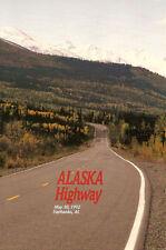 #2635 FD Program 29c Alaska Highway Stamp